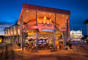 Boliche Splitsville na Disney Springs Orlando