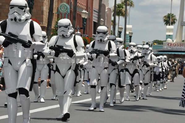 7 melhores eventos em Orlando: Star Wars: Galactic Nights