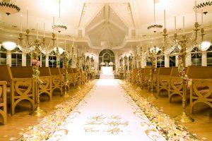 Pedidos de casamento na Disney e Orlando: Wedding Pavilion Hotel Grand Floridian