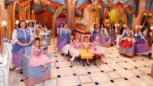Bibbidi Bobbidi Boutique na Disney Orlando
