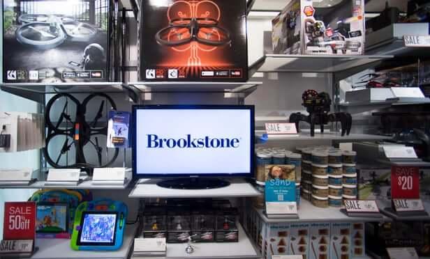 Loja Brookstone de brinquedos eletrônicos em Orlando: produtos