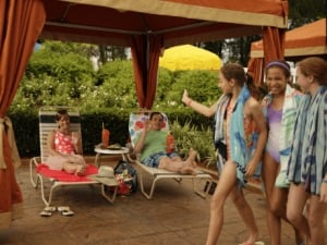 Parque Adventure Island Tampa Orlando: cabanas