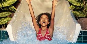 Parque Adventure Island Tampa Orlando: criança