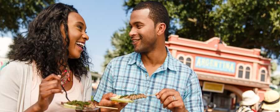 Parques para adultos em Orlando: Disney Epcot
