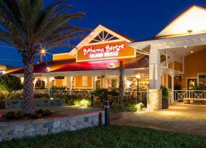 7 restaurantes para comer na International Drive: Restaurante Bahama Breeze