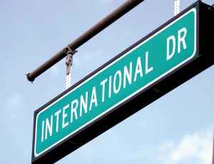 International Drive em Orlando