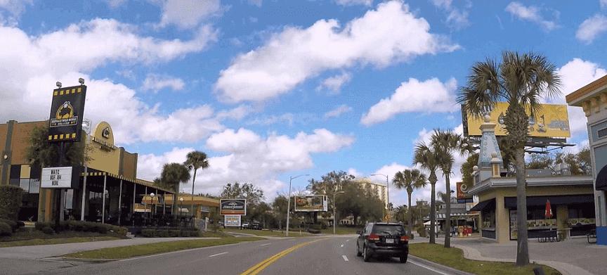 International Drive Orlando