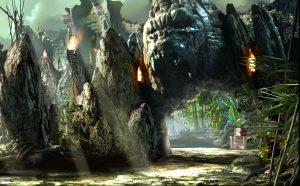 Atração do King Kong na Universal Orlando