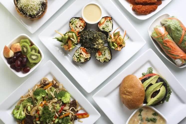 Restaurantes vegetarianos e veganos em Orlando: Loving Hut