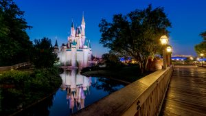 Reveillon em Orlando: Parque Magic Kingdom