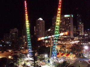 Sling Shot em Orlando