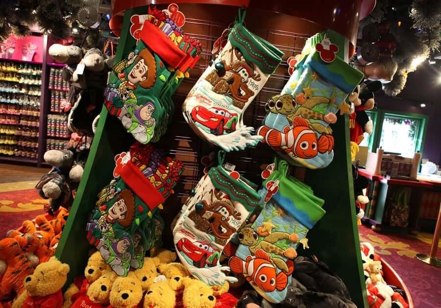 Onde comprar enfeites de natal na Disney Orlando 3