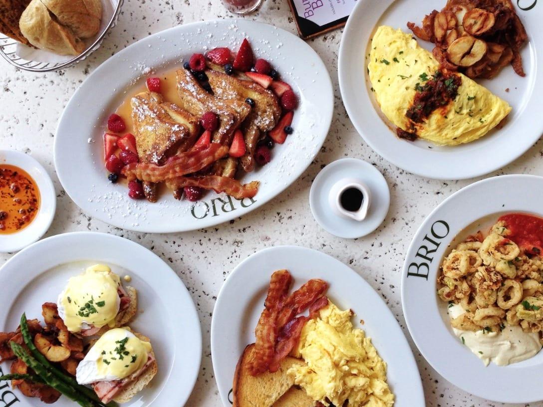 Restaurante italiano Brio em Orlando 1