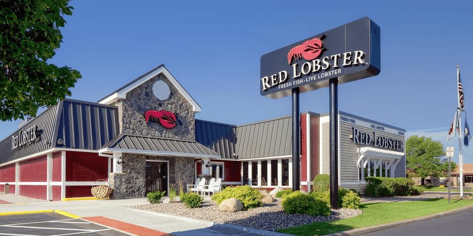 7 restaurantes para comer em Kissimmee: Red Lobster