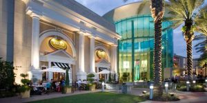 Restaurante italiano Brio em Orlando: Shopping Mall at Millenia