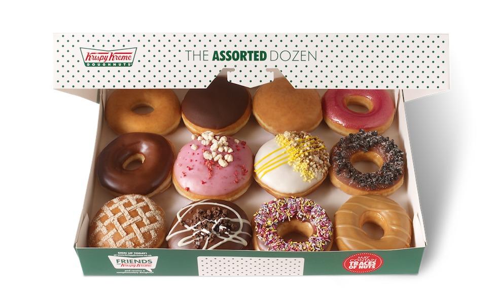 Loja de donuts Krispy Kreme em Orlando 3