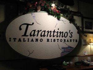 7 restaurantes para comer em Kissimmee: Tarantino's Italian
