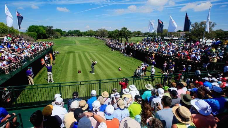 7 eventos esportivos em Orlando: evento esportivo de golfe do Arnold Palmer Invitational