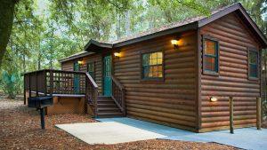 7 lugares para se hospedar perto da natureza em Orlando: Disney's Fort Wilderness Resort & Campground