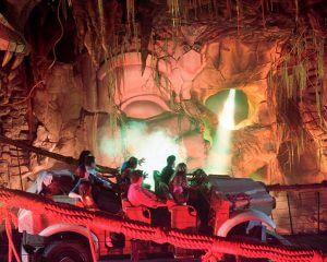 Reforma do Disney Hollywood Studios Orlando: Indiana Jones
