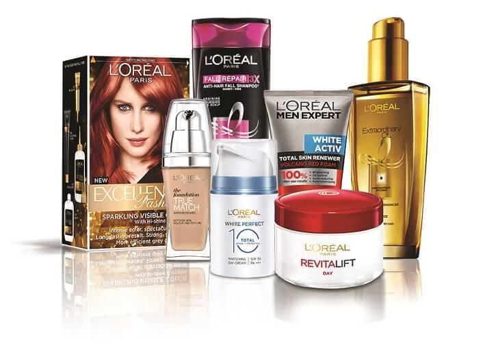 Shampoos e produtos da L'Oréal em Orlando