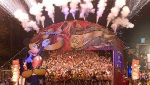 Eventos esportivos em Orlando: Maratona Disney