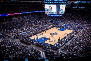 7 eventos esportivos em Orlando: evento esportivo de basquete do Orlando Magic