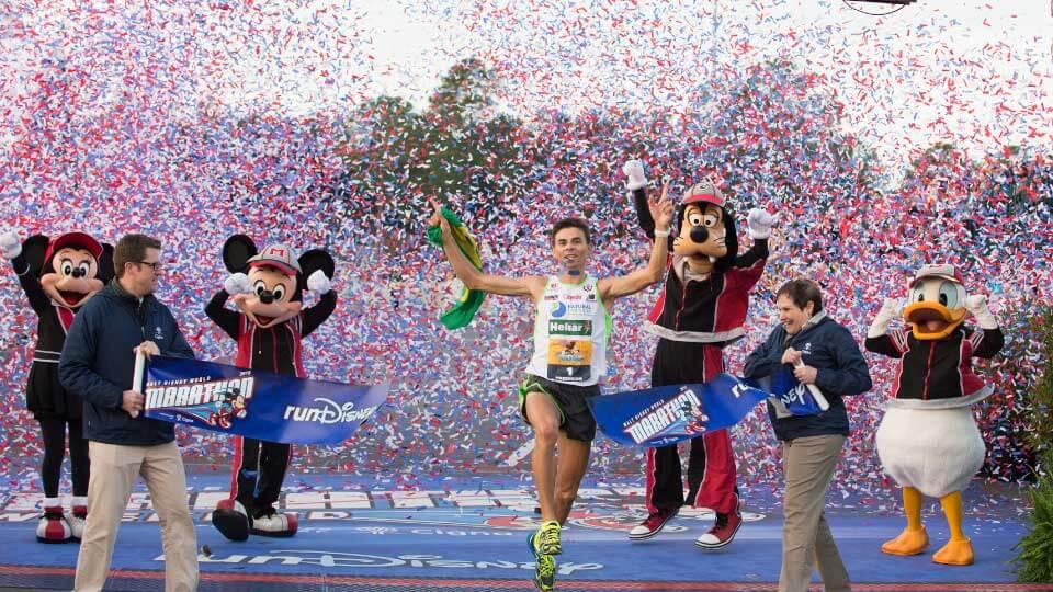 Calendário de corridas e maratonas em Orlando em 2018: runDisney Marathon