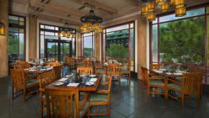 7 restaurantes de resorts no Walt Disney World Orlando: Artist Point