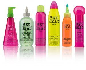 Produtos Tigi Bed Head em Orlando: shampoos e condicionadores