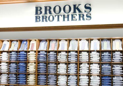 7 lojas e outlets na International Drive Orlando: Brooks Brothers no Premium Outlets em Orlando