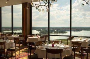 7 restaurantes de resortsno Walt Disney World Orlando: California Grill