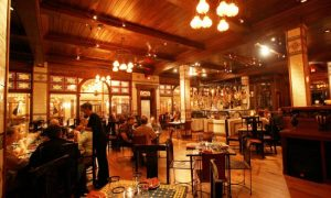 7 restaurantes e cafés emDowntown Orlando: Ceviche Tapas Bar & Restaurant