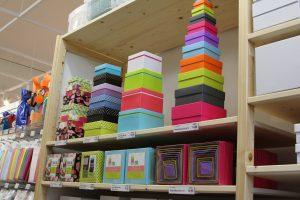 Container Store em Orlando: produtos
