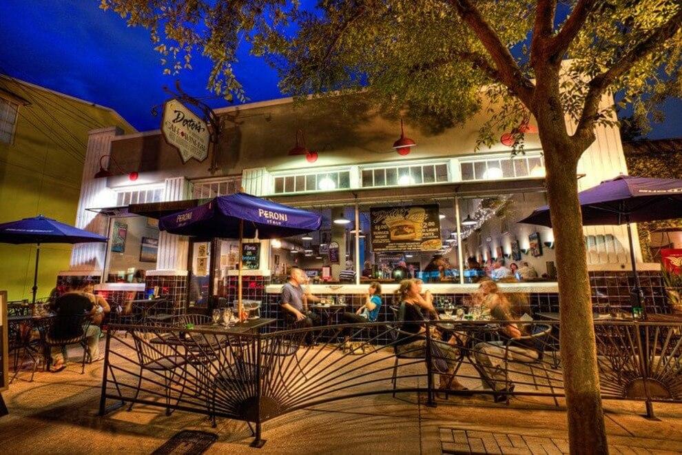 7 restaurantes e cafés emDowntown Orlando 4