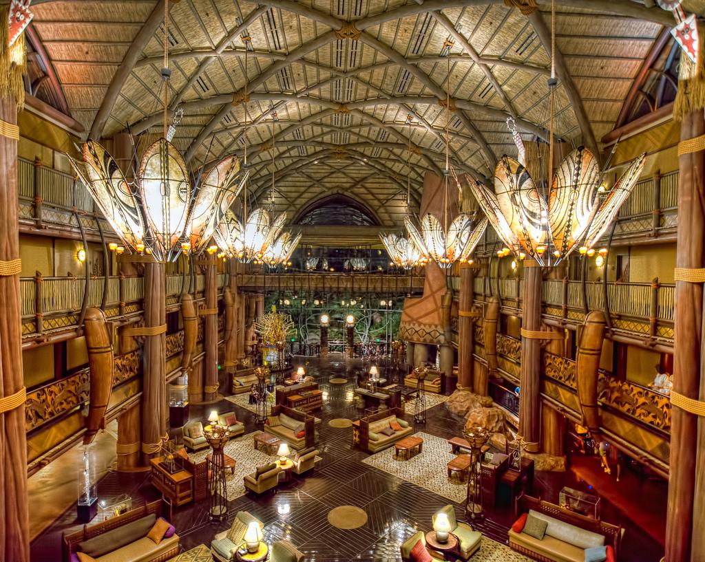 Hotel Disney Animal Kingdom Lodge Em Orlando Dicas Da