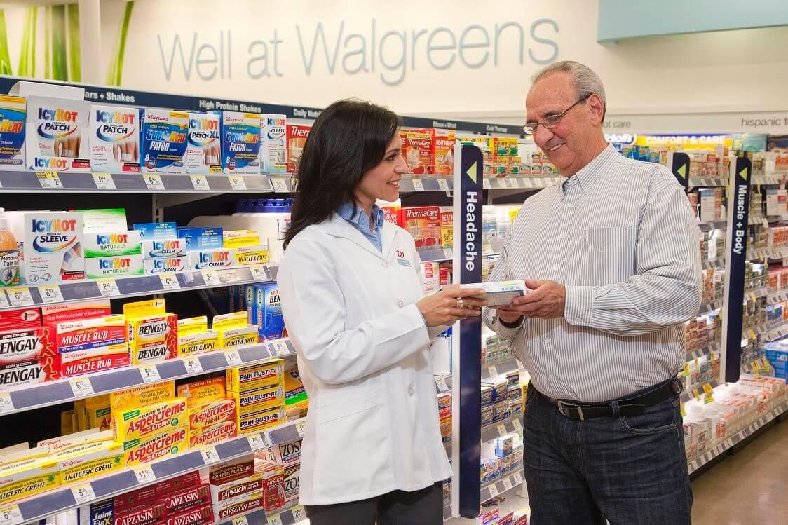 Farmácias Walgreens em Orlando 1