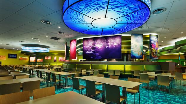 Plano de refeição gratuita na Disney Orlando: Hotel Disney Art of Animation