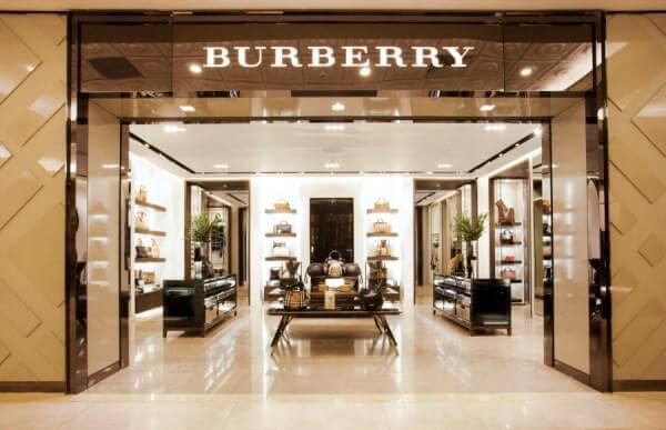 Lojas Burberry em Orlando 2
