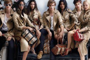 Lojas Burberry em Orlando: modelos