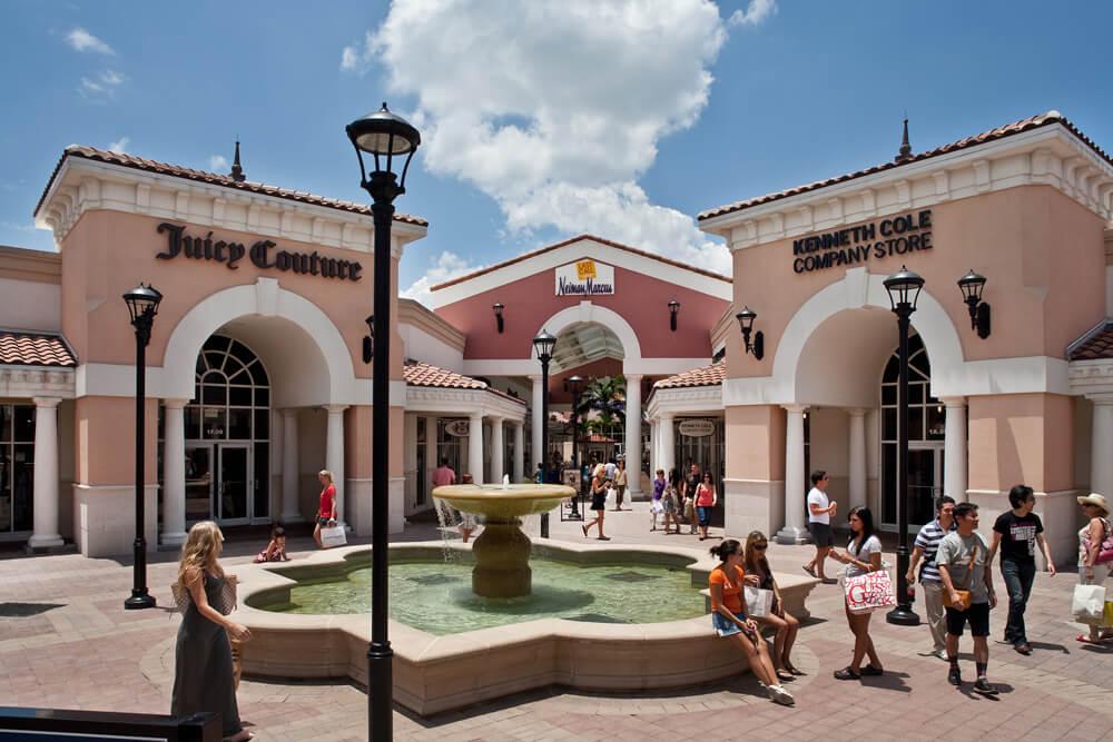 Por que Orlando é considerado o melhor destino para as férias de julho: Premium Outlets International Drive