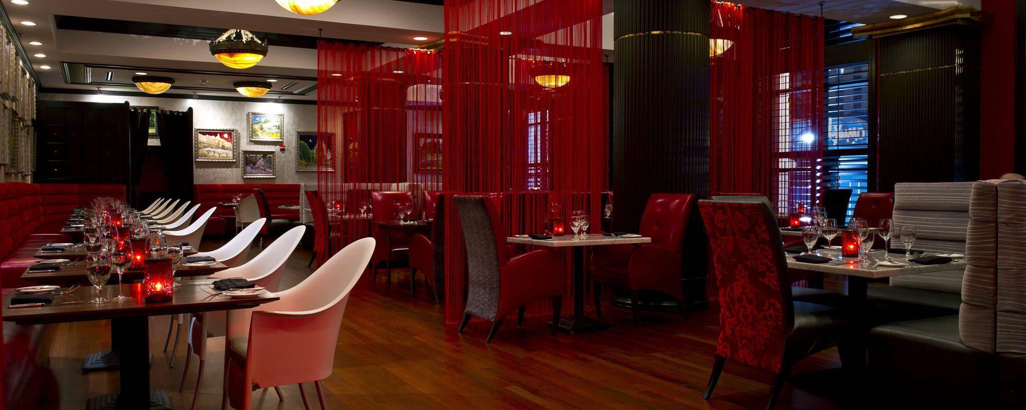 7 restaurantes e cafés emDowntown Orlando: Restaurante The Boheme