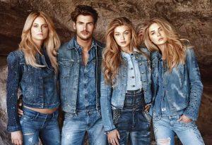 Lojas da Guess em Orlando: jeans