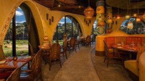 7 restaurantes de resorts no Walt Disney World Orlando: Sanaa