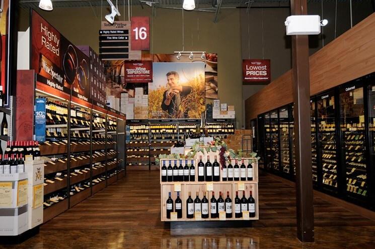 Onde comprar vinhos em Orlando: Total Wine