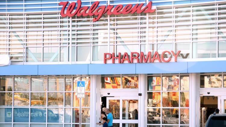 Farmácias Walgreens em Orlando 2
