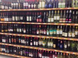 Onde comprar vinhos em Orlando: Supermercado Walmart