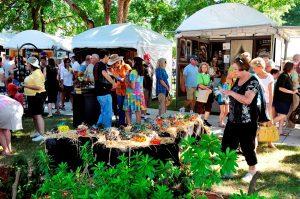7 festivais e eventos legais em Orlando: Winter Park Sidewalk Arts Festival