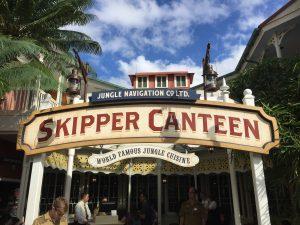 Restaurante Jungle Skipper Canteen no Magic Kingdom