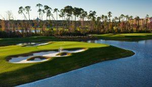 7 campos de golfe em Orlando: Waldorf Astoria Golf Club